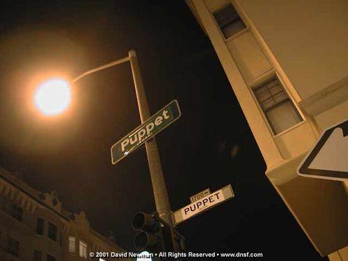 Puppetstreet