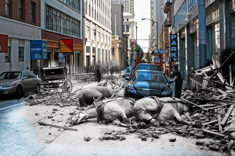 SF earthquake oldnew